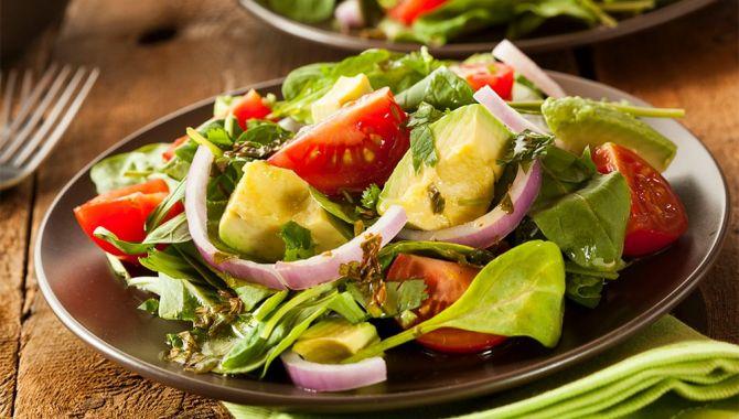 А как насчет салатов?